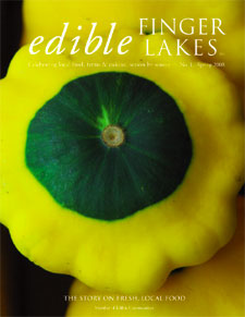 Edible Finger Lakes Magazine