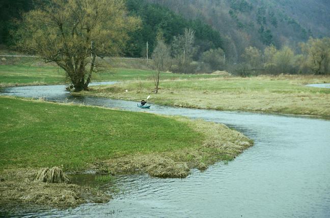 Otselic River New York Outdoors Blog - A long river