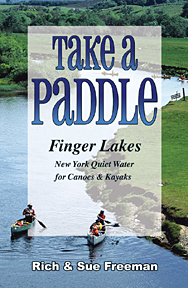 Take A Paddle - Finger Lakes