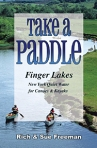 Take A Paddle - Finger Lakes  available at www.footprintpress.com