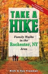Take A Hike - Rochester 3rd edition available at www.footprintpress.com includes many dog-friendly trails.