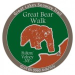 Participants may purchase a pin designating the Great Bear Recreation Area Volkssport Walk by completing the information on the start card for the walk at Great Bear.