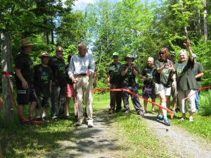 Kaaterskill Rail Trail Opens in the Catskills