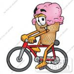 bike ice cream