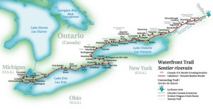 Ontario Canada's Waterfront Trail
