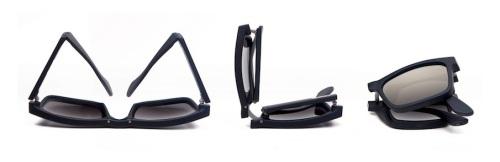 The Spy FOLD foldable sunglasses